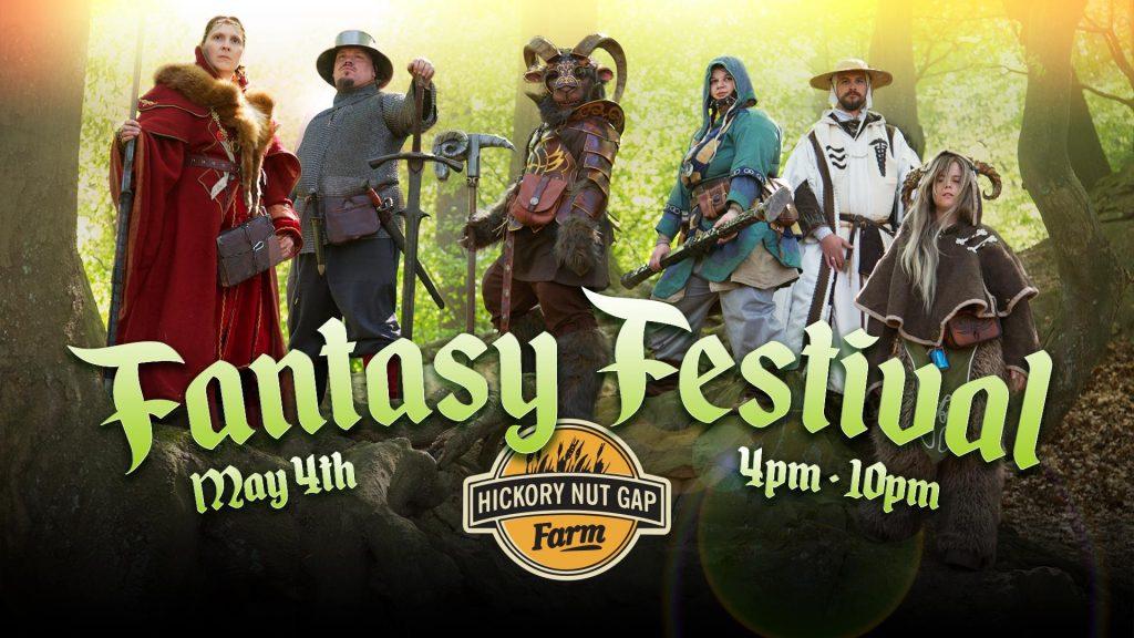 Fantasy Festival At Hickory Nut Gap Farm @ Hickory Nut Gap Farm | Fairview | North Carolina | United States