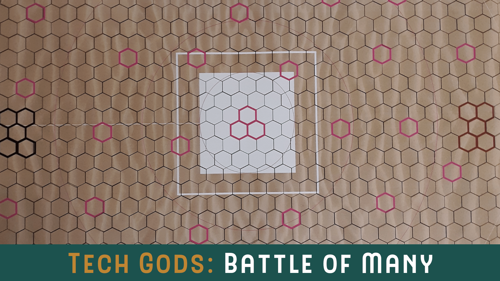 Tech Gods: Battle of Many