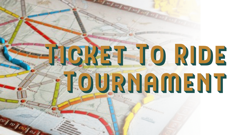 Ticket To Ride Tournament @ Well Played Board Game Cafe | Asheville | North Carolina | United States