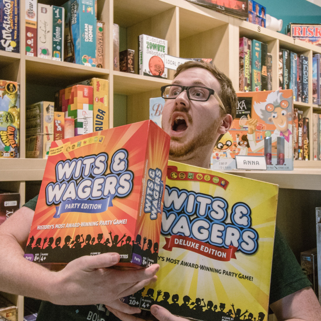 Fun Things To do In Asheville - Wits And Wagers