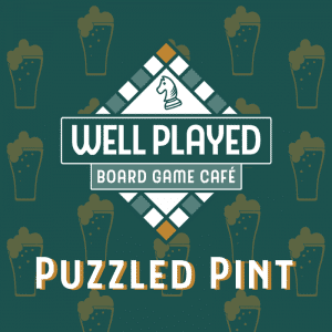 Puzzled Pint @ Well Played Board Game Cafe | Asheville | North Carolina | United States
